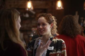 Filmmakers' Talent Mixer with BFI NETWORK